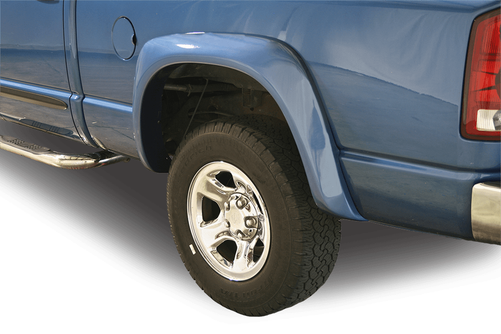 Trueedge Extended Style Painted Fender Flares