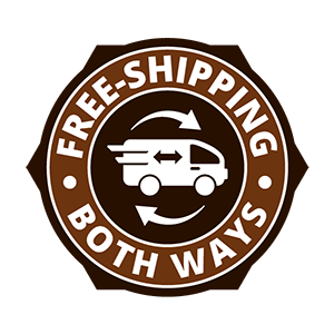 Free Shipping Both Ways