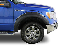 Ford F-150 & Super Duty Fender Flares