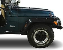 Jeep Wrangler Fender Flares