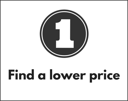 Step 1: Find A Lower Price
